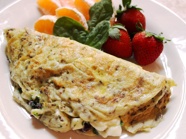 Big Fat Greek Omelette