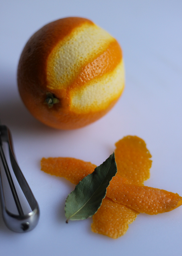 Orange and Bay Leaf