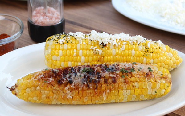 Gourmet-Grilled-Corn-with