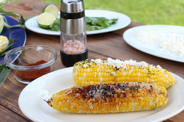 Gourmet-Grilled-Corn