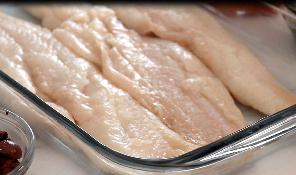 Hellenic Haddock Filets